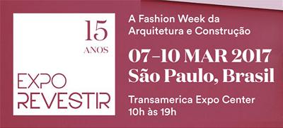 EXPO REVESTIR - Feira Internacional de Revestimento