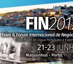 Feira & Fórum Internacional de Negócios - China Países de Língua Portuguesa e Espanhola (FIN)