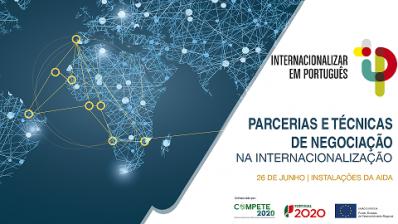 """Seminário """"Parcerias e Técnicas de Negociação na Internacionalização"""""""